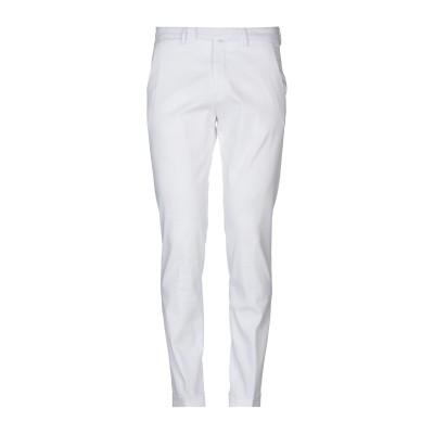 BRIGLIA 1949 パンツ ホワイト 34 コットン 98% / ポリウレタン 2% パンツ