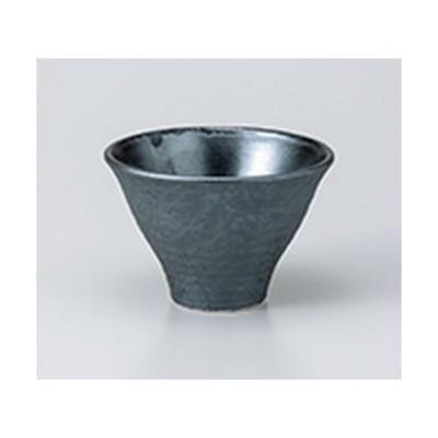 小鉢 和食器 / メタルエッジ12cmボール 寸法:12.2 x 8.4cm