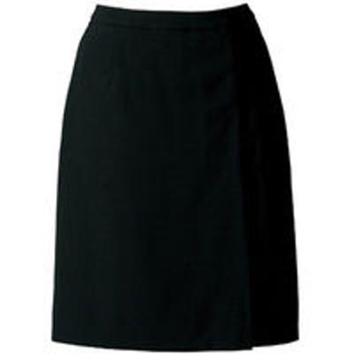 ボンマックスボンマックス BONOFFICE プリーツスカート ブラック 5号 AS2804-16 1着(直送品)