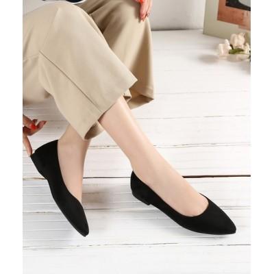 Shoes in Closet -シュークロ- / ポインテッドトゥ ★フラット パンプス バレエシューズ★ 7440 WOMEN シューズ > パンプス