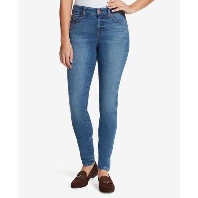 バンドリーノ デニムパンツ ボトムス レディース Women's Mandie Skinny Average Length Jeans Whitney