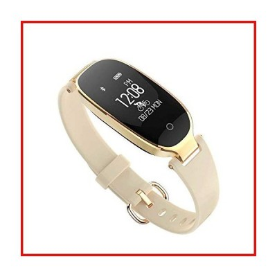 GYZ Smart Watch - Fitness Tracker, Waterproof, Heart Rate and Sleep Multiple Sports Modes, Compatible with Android Platform Apple iOS Platfo