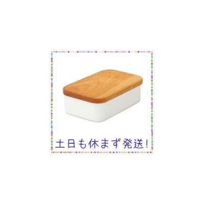 野田琺瑯 バターケース 200g用 日本製 BT-200