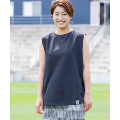 FC今治×URBAN RESEARCH ワッフルママTシャツ