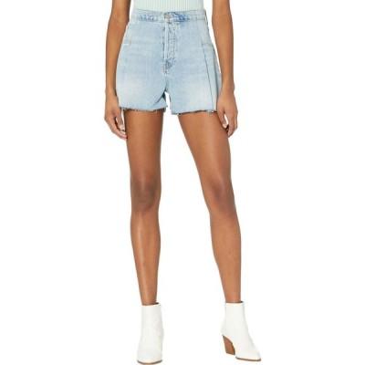 ハドソンジーンズ Hudson Jeans レディース ショートパンツ ボトムス・パンツ Paperbag Loose Shorts in Mirrors Mirrors