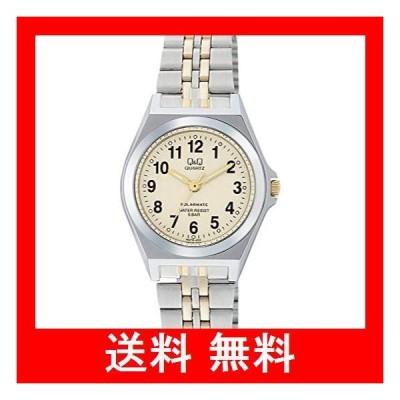 [シチズン QQ] 腕時計 アナログ ソーラー 防水 メタルバンド H979-404 レディース ゴールド