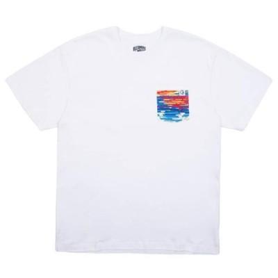 メンズ 衣類 アパレル Billionaire Boys Club Men Pocket Knit Tee (white)