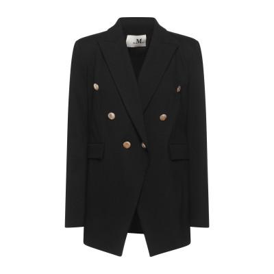 THE M.. テーラードジャケット ブラック XS レーヨン 60% / ナイロン 35% / ポリウレタン 5% テーラードジャケット