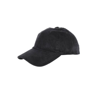 COTORICA. CORDUROY CAP(ブラック)