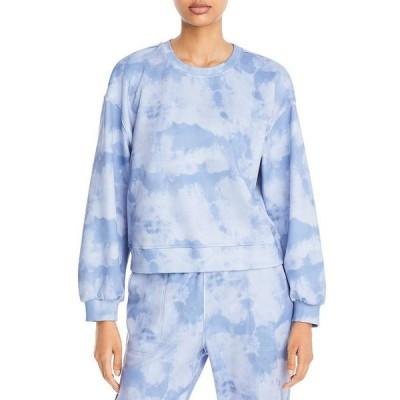 ティー・タハリ レディース シャツ トップス Printed Sweatshirt