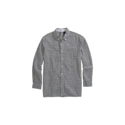 Tommy Hilfiger Adaptive Seated Button-Down Shirt in Slim Fit with Velcro Brand Closure メンズ シャツ トップス Sky Captain
