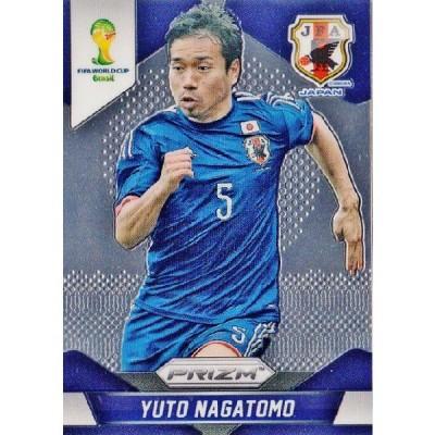 2014Panini Prizm FIFA World Cup Soccer レギュラー 196 Yuto Nagatomo 長友佑都 (日本)