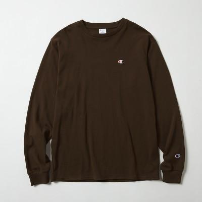 <OUTLET>ロングスリーブTシャツ 直営限定コレクション チャンピオン(C8-S407)