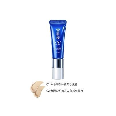 コーセー雪肌精 ホワイト CCクリーム 30g SPF50+/PA++++