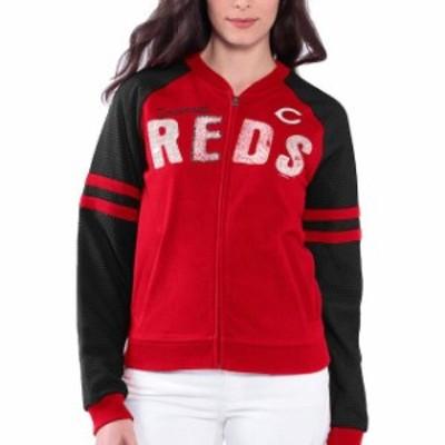 G-III 4Her by Carl Banks ジースリー フォーハー バイ カール バンクス スポーツ用品  Cincinnati Reds Women