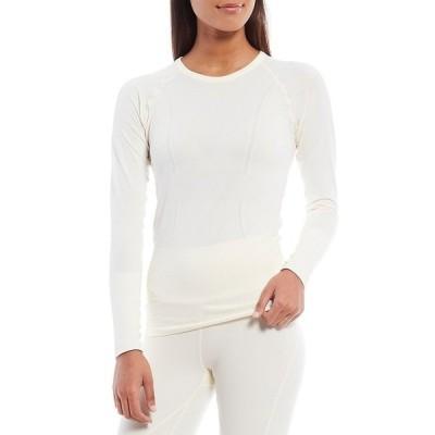 アントニオメラニー レディース Tシャツ トップス Mantra Long Sleeve 4-Way Stretch Light Weight Soft Top Canvas