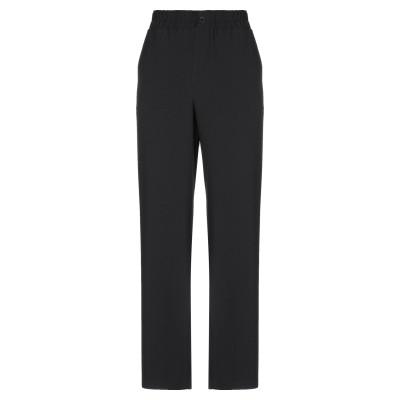 ガニー GANNI パンツ ブラック 36 ポリエステル 97% / ポリウレタン 3% パンツ