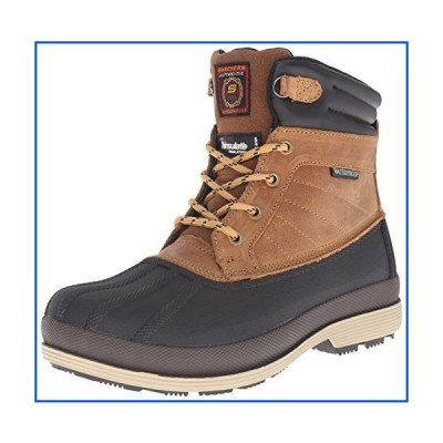【新品】Skechers for Work レディース ダックレインブーツ US サイズ: 6.5 カラー: ブラウン【並行輸入品】