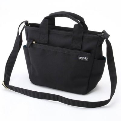 バッグ カバン 鞄 レディース ショルダーバッグ 軽量撥水SP杢ポリトート型ショルダー カラー 「ブラック」