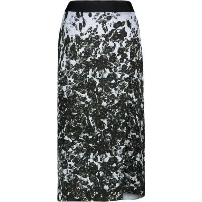 ドロシー シューマッハ Dorothee Schumacher レディース ひざ丈スカート スカート floral gradients midi skirt Green Black