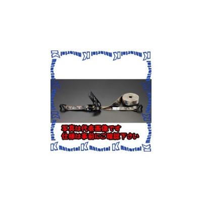【代引不可】【個人宅配送不可】ESCO(エスコ) 1500kg/50mmx8m ベルト荷締機(ラチェット式/カモ) EA982BC-2B [ESC102038]