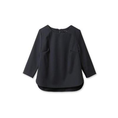 INDIVI(インディヴィ)[S]チェルッティストライプシャツ