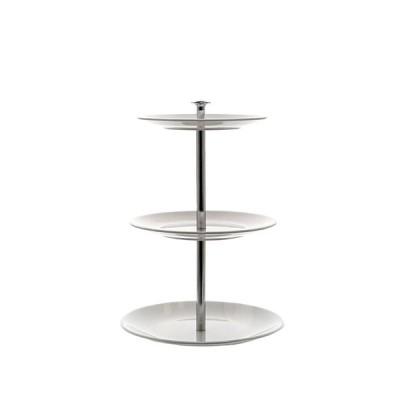 cake stand H39 WHITE 花器 ベース 花器(プラスチック) プラスチック 樹脂