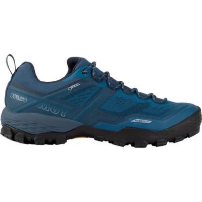 トレッキングシューズ メンズ 登山靴 メンズ 3030-03520 Ducan Low GTX Men SAPPHIRE-DAR  (MAT)(CQB27)