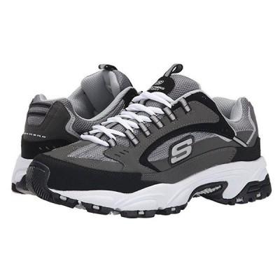スケッチャーズ Stamina Cutback メンズ スニーカー 靴 シューズ Charcoal/Black