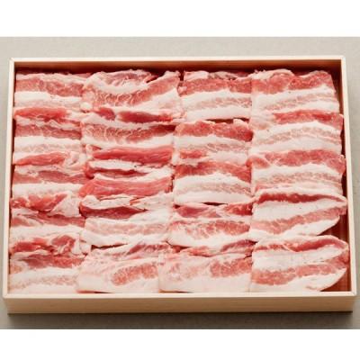 さくらポークバラ焼肉用400g お取り寄せ お土産 ギフト プレゼント 特産品 名物商品 母の日 おすすめ