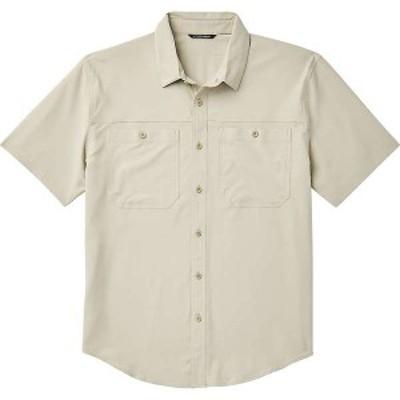 フィルソン メンズ シャツ トップス Filson Men's Ultra-Light SS Shirt Sandbar