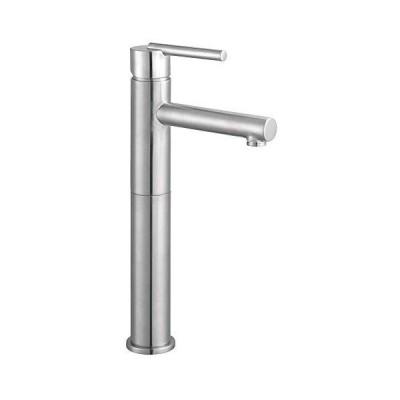 Design House 525576 Geneva Vessel Bathroom Faucet, Satin Nickel 並行輸入品