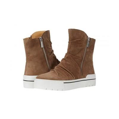 J/Slides レディース 女性用 シューズ 靴 スニーカー 運動靴 Nila - Taupe Suede