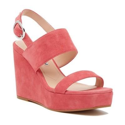 チャールズ・デイビッド サンダル シューズ レディース Collection Jordan Wedges Pink
