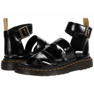 Dr. Martens ドクターマーチン レディース 女性用 シューズ 靴 ヒール Vegan Clarissa II Black【送料無料】