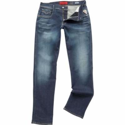 リプレイ Replay メンズ ジーンズ・デニム ボトムス・パンツ Hyperflex Anbass Slim fit Jean Blue