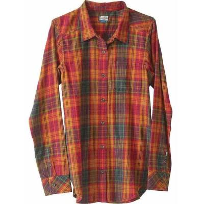 カブー Kavu レディース ブラウス・シャツ トップス georgia shirt Autumn