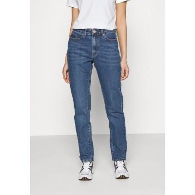 ヴィラ デニムパンツ レディース ボトムス VISTRAY - Straight leg jeans - medium blue denim