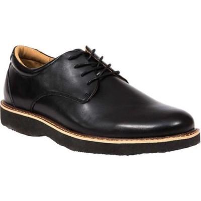 ディール スタッグス Deer Stags メンズ 革靴・ビジネスシューズ シューズ・靴 Walkmaster Plain Toe Oxford Black Leather