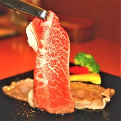 神戸牛 バラもも スライス  400g (各200g) 黒毛和牛 A5ランク 和牛 2〜3人前 焼しゃぶ 焼肉 焼きしゃぶ