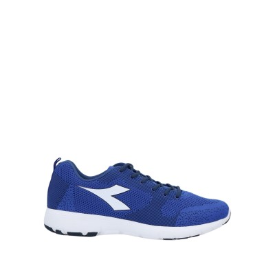 ディアドラ DIADORA スニーカー&テニスシューズ(ローカット) ブルー 11.5 紡績繊維 スニーカー&テニスシューズ(ローカット)
