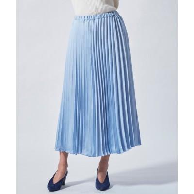 Viaggio Blu / アコーディオンプリーツスカート WOMEN スカート > スカート