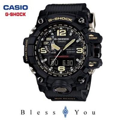 国内正規品 G-SHOCK カシオ ソーラー電波 腕時計 メンズ Gショック GWG-1000-1AJF 80