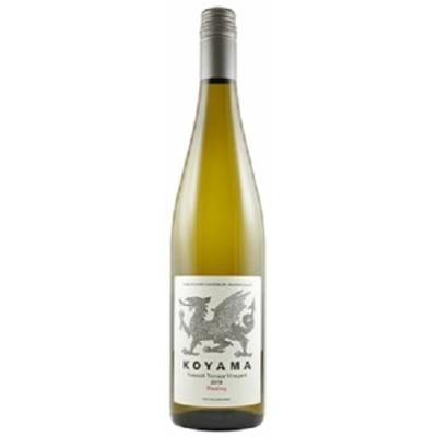 コヤマ ワインズ タソック テラス ヴィンヤード リースリング [2019] 750ml 白 Koyama Wines Tussock Terrace Vineyard Ries