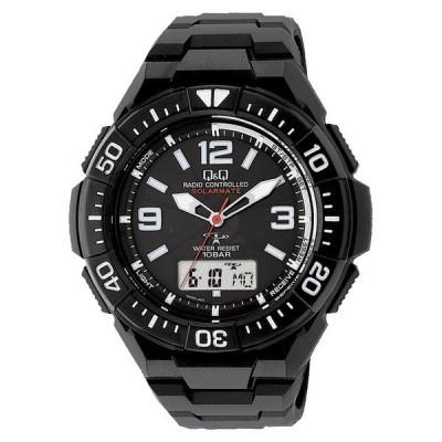 CITIZEN(シチズン) Q&Q ソーラー電源電波腕時計 MD06-305