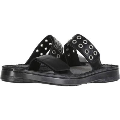 ナオト Naot レディース サンダル・ミュール シューズ・靴 Alameda Black Raven Leather