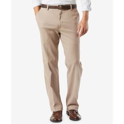 ドッカーズ メンズ カジュアルパンツ ボトムス Men's Easy Classic Fit Khaki Stretch Pants