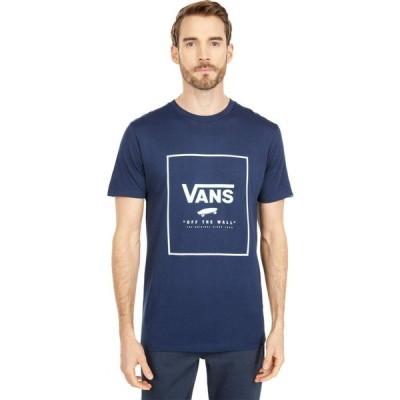 ヴァンズ Vans メンズ Tシャツ トップス Print Box Tee Dress Blues/Bay