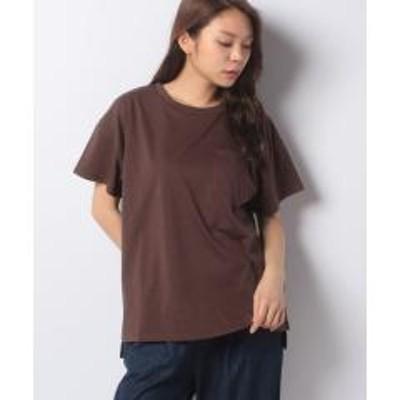 イングポケット付半袖Tシャツ