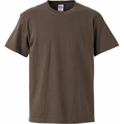 ユナイテッドアスレ カジュアル 5.6オンスTシャツ(ガールズ) 16 チャコール Tシャツ(500103c-7)
